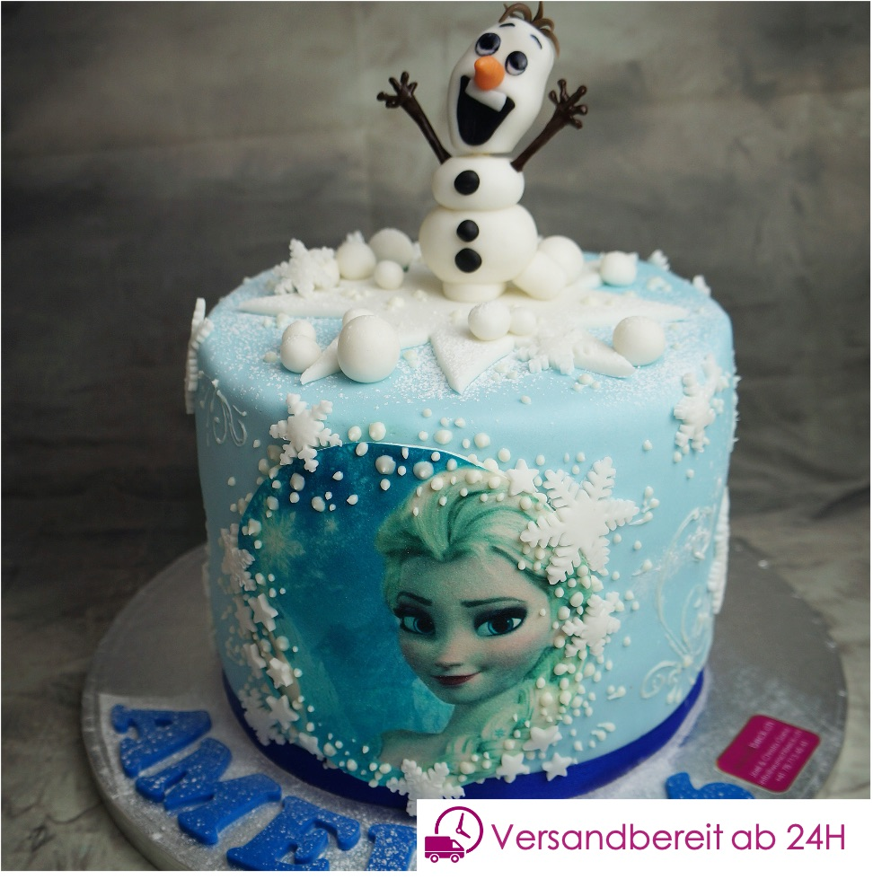 Olaf's Party