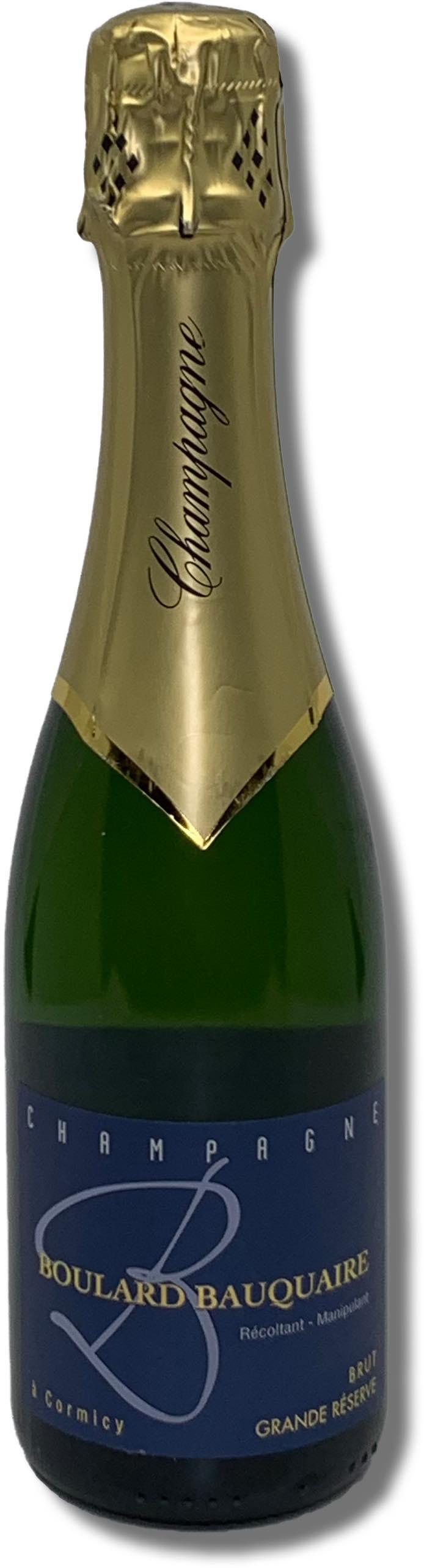 Brut Grande Réserve Champagner, 3,75dl