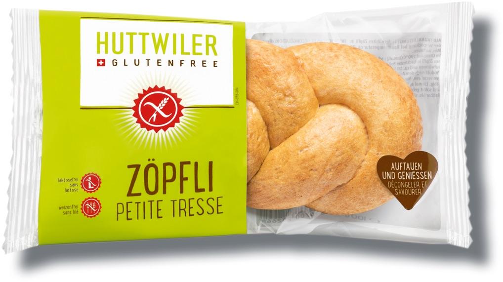Zöpfli, 100g (glutenfrei)